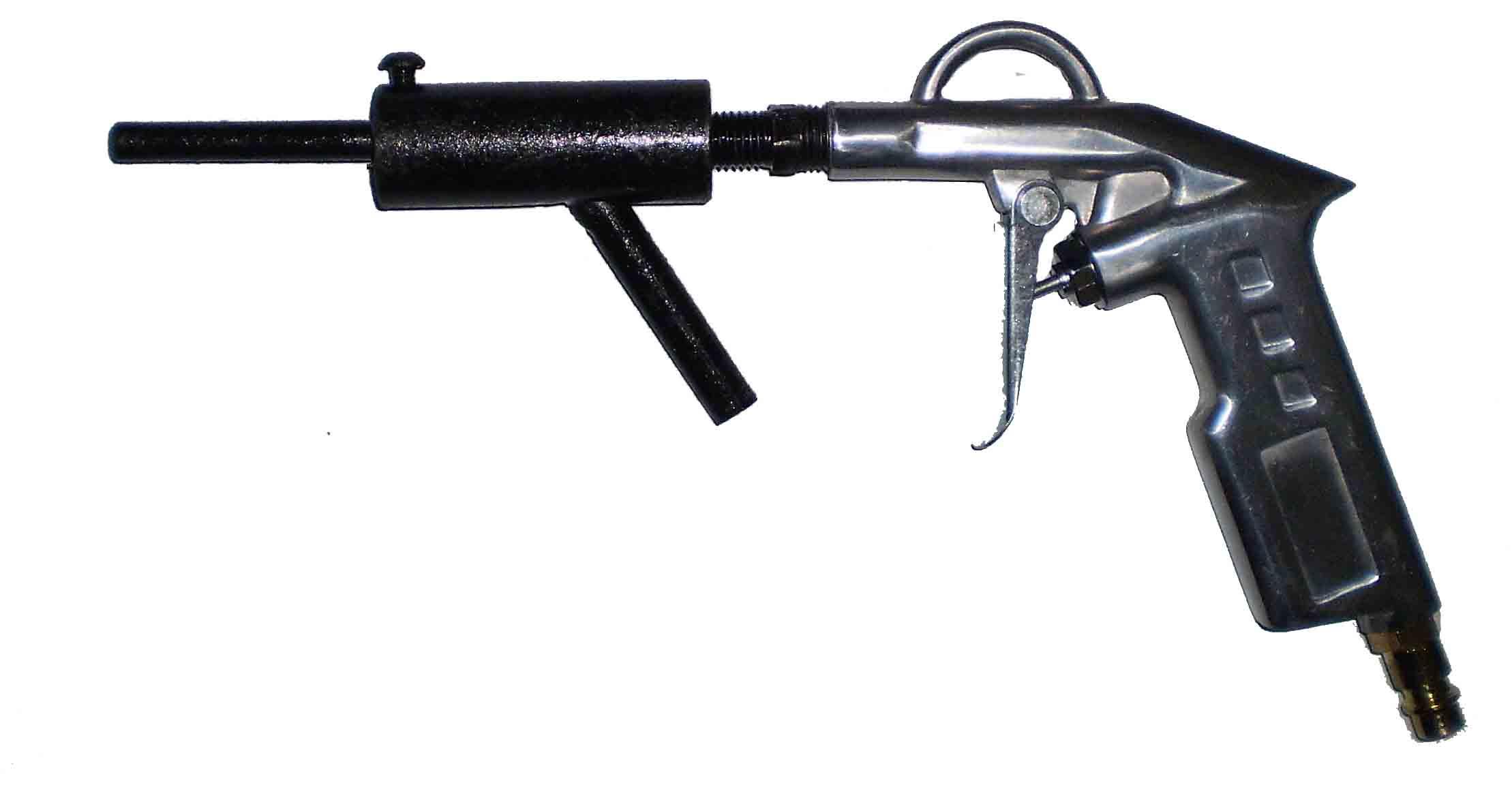 Пескоструйный инструмент своими руками